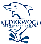 Alderwood Elementary School Logo